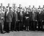 Zwerghuhn-Züchtervereinigung 1911 begeht 1961 ihr 50jähriges Jubiläum