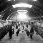 Stadthalle Bielefeld 1932, Westfalenschau der Rassegeflügelzüchter