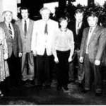 RGZV Sieker feiert 1982 sein 75jähriges Gründungsjubiläum