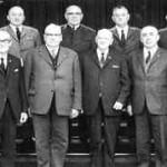 1969: Der Landesverband Westfalen-Lippe mit Ehrengäste