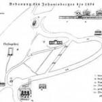 Die Bebauung des Johannisberges bis 1894