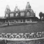 Johannisberg, um 1870